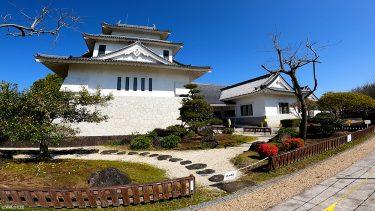 【天ケ城公園】約1200本のソメイヨシノと5万本のツツジが咲き誇る山城址