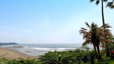 【金ヶ浜海水浴場】良質な海水と波が高いことで人気のあるサーフスポット!夏には、海水浴場もOPEN!